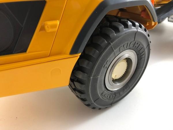 Radsatz Volvo A60H für mfz-blocher